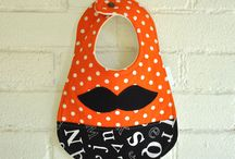 Moustache baby clothes