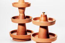 Conterràneos collection 2014 / Terracotta design collection.