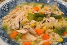 Soup/Stew Recipes / by Betsy Serna