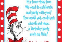 pozvánka na oslavu narozenin