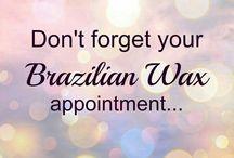 Brazilian Bikini Waxing / Brazilian Bikini Waxing