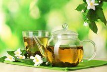 Tisane et thé