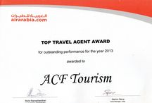 ACF Achievements / ACF - Your leading travel partner!!!