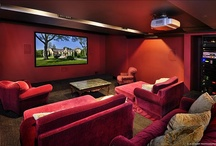 home theater / by Laura Thornton