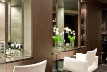 salões de beleza