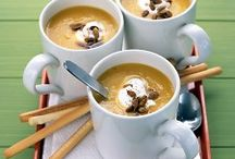 Recipes - soup and sandwiches / Soups and sandwiches