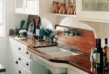 Kitchens / Some of our favorite kitchens and kitchen ideas!