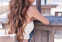 cabelos ondulados ❤️