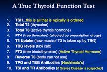 True thyroid tests