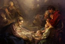 Adoration of the Magi - Holy Family