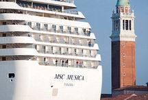 Mega ships