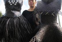 Polynesian  Fashion  clothing / by Ruta Samuelu