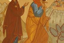Navidad / Pinturas y dibujos clásicos relacionados con la Navidad