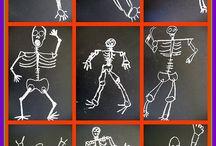 Arts- Halloween
