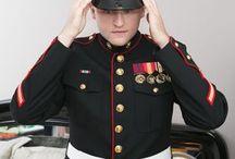 Marine Wedding / Wedding of Marine returned from service   Chciago area