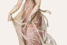 REGENCY PERIOD FASHION