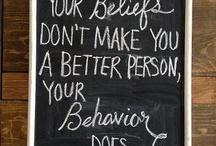 quotes / by Karen Adams