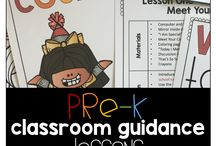 Classroom Lesson Ideas for School Counselors / A collaborative board for School Counselors to post their ideas for elementary classroom lessons.  Send me a message to join!