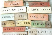 Home & Garden Wall Plaques & Signs / Signs and Plaques you'll love for your home!