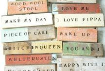 Craft - woodwork