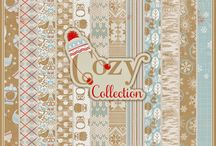 Cozy Collection / by Authentique Paper