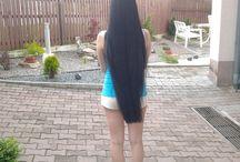 Dłuuuuuuuuuugie włosy