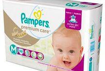 Pampers Premium Care Mega / A melhor fralda Pampers Tamanhos disponíveis: P a XXG