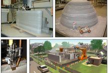 3DPrinting Building