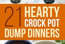 Low Carb Crockpot Recipes / Meals