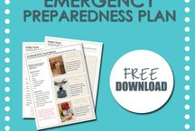 Emergency Preparedness / by Jessica Holmes