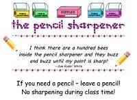 * Classroom procedures / by Genny McCubbin