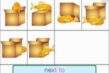 Kindergarten Literacy - Prepositions