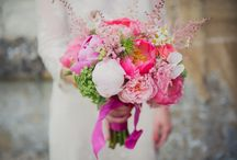 Flowers for D & Z / Beautiful June wedding flowers