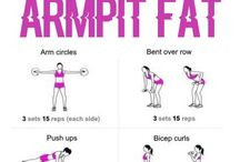 Exercise to reduce Armpit Fat