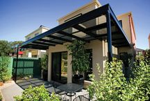 Patio Roofing Design in Melbourne / Patio Roofing Design in Melbourne: Best for small backyard. It is contain various ways to incorporate screens to flat,gable,patio designs.