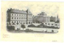 Pretisci starih karata i razglednica iz fonda NSK