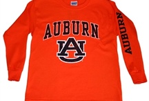 Auburn Apparel & Accessories / Everything orange and blue!  / by Auburn Alumni Association
