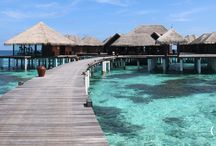 Coco Bodu Hithi, Maldives / A perfect combination of luxury, sustainability and paradise: Coco Bodu Hithi on the Maldives is the place to be.
