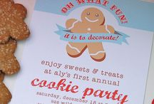 Christmas party / Ideas for a holiday party. Holiday party decor and recipes. Holiday party themes. Fun games for a holiday party.