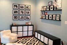 salon - play area