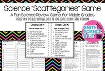 Secondary Science Teaching / by Lacey Conrad