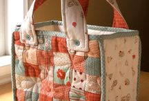 Sewing machine bag