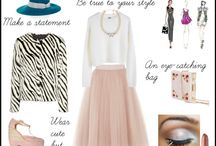 Cocostyling 2014 - what to wear for... / Styling tips for any occasion by fashion blogger Coco et La vie en rose. Don't hesitate to ask for personalised styiling advice on any of my social media, or if you like follow the hashtag #cocostyling.