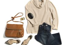 Stitch Fix Inspiration / A glimpse into my personal style... / by Bobbie Dame