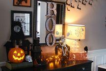 Halloween themed bedroom - 5 yo boy