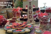 Create Special Events Today / Jill Christine Foster of Sweet Art Factory loves to create one-of-a-kind Dessert and Candy Buffets. Get inspired at http://www.todayscreativemom.com