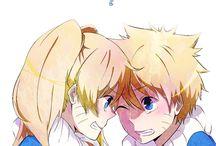 Naruko and Sasuko <3