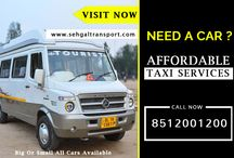 Tempo Traveller / Sehgal Transport provide you 16, 12, 10, 8 seater tempo traveller on rent in Delhi NCR.