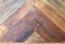 Barn wood Floor