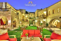 Taşkonaklar / Taşkonaklar, Uçhisar (Cappadocia), Turkey cave hotel